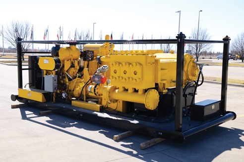 Vermeer - SA400 Tier 4i (Stage IIIB) Mud Pumps