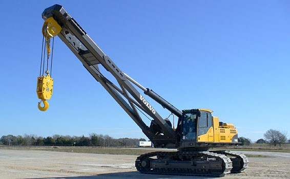 Volvo Construction Equipment - PL4608 Pipe Layers