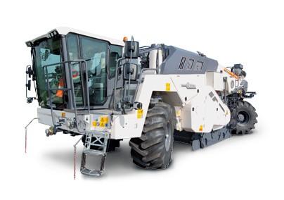 Wirtgen America, Inc. - WR 250 Soil Stabilizers