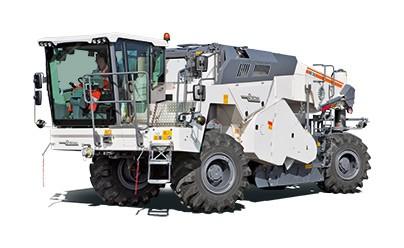 Wirtgen America, Inc. - WR 240 Soil Stabilizers