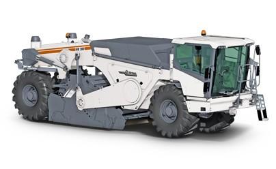 Wirtgen America, Inc. - WR 200 Soil Stabilizers