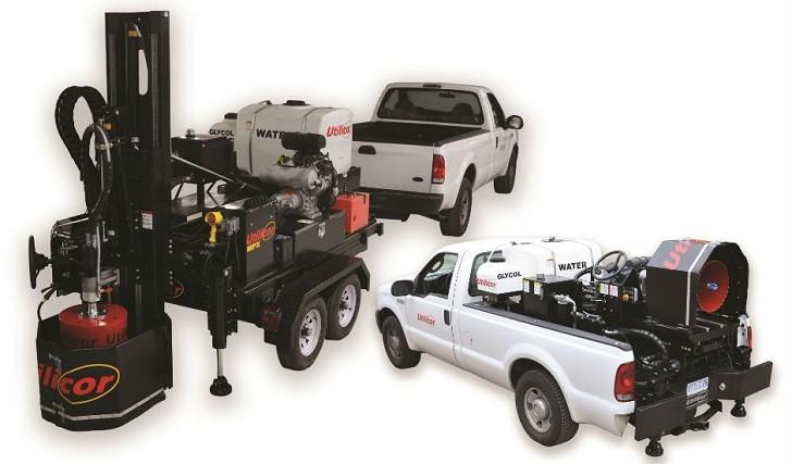 MPX Multi Platform Coring Unit Coring Units
