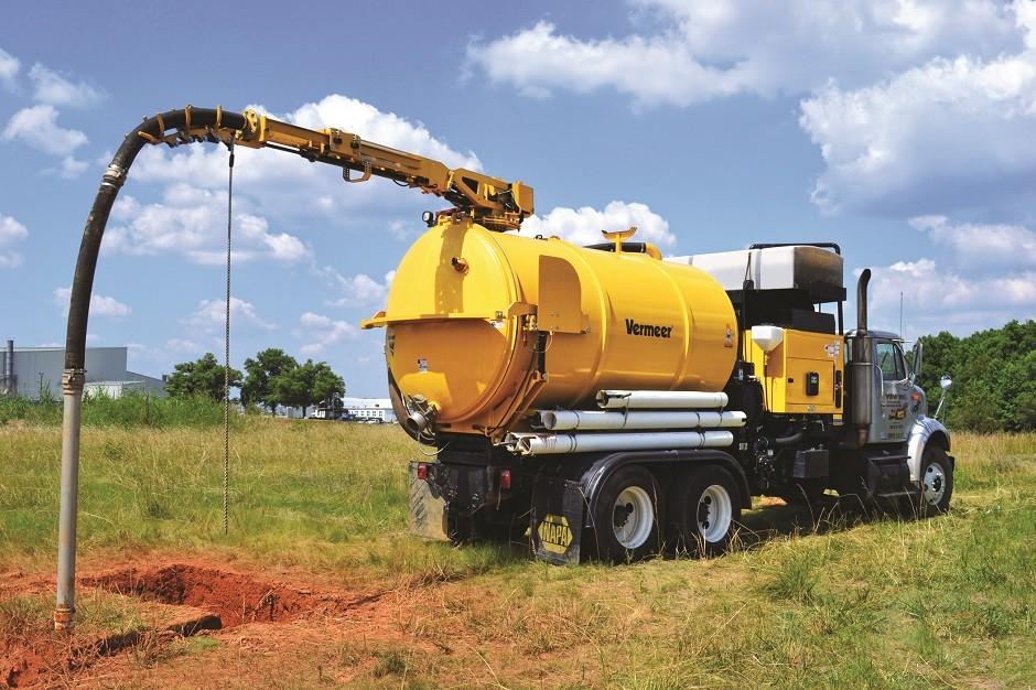McLaughlin - Vacuum Excavator Series Vacuum Excavators
