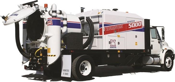 Vacmasters - Air-vacuum excavation systems Air-Vacuum Excavators
