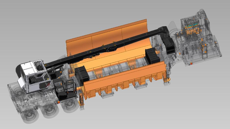 Al-Jon Mfg - 500CL Car Logger / Baler Car Logger Balers