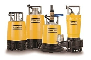 New small range of pumps