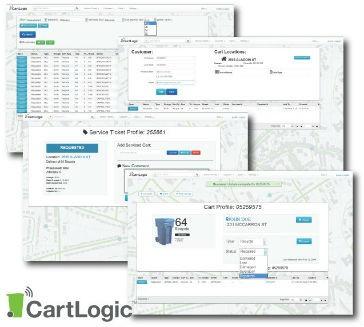 CartLogic web-based cloud-managed software