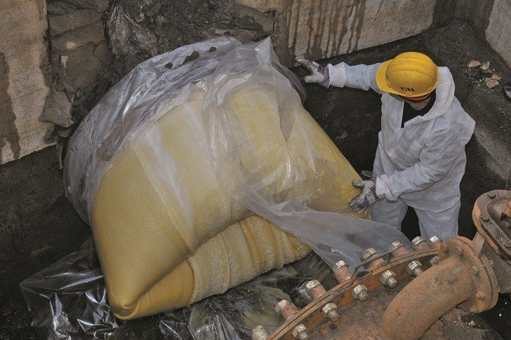 Trenchless pipe rehabilitation from SEKISUI SPR Americas Pipe Liners