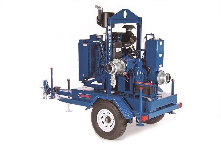Thompson Pump & Manufacturing, Co. Inc. - The portable 6JSCEN compact pump Pumps