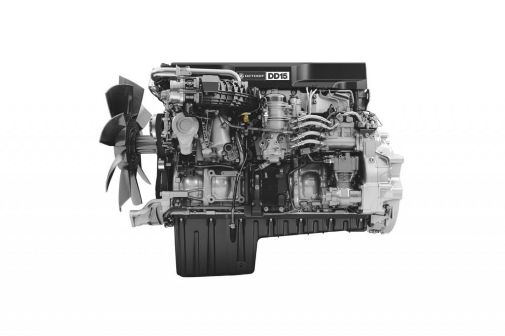 Detroit Diesel Corporation - Detroit DD15 Diesel Engines