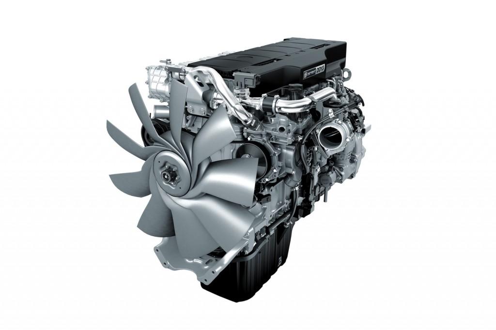 Detroit Diesel Corporation - Detroit DT12 Transmissions