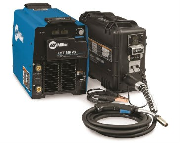 Enhanced Miller XMT Weld Cable Control