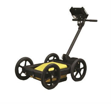 World's first triple-frequency ground-penetrating radar
