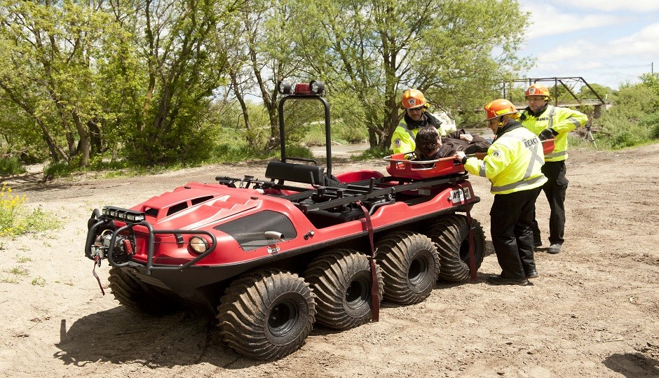 New ARGO fire and rescue UTV builds on years of front-line experience