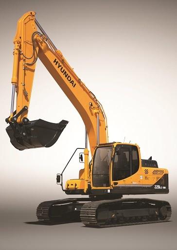Interim Tier 4 R220LC-9A Excavators