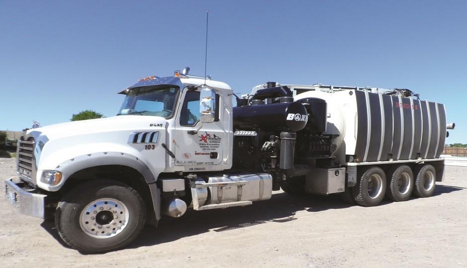 BOXR Hydro Excavation Equipment