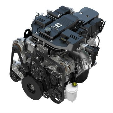 Cummins 6.7L Turbo Diesel Is The First Diesel Engine In A Medium-Duty Vehicle Certified To Meet Low-Emission Vehicle III (LEV III) Standards.