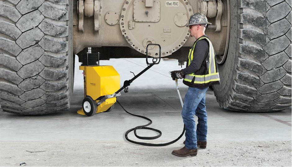 Pow'R-LOCK portable lift system