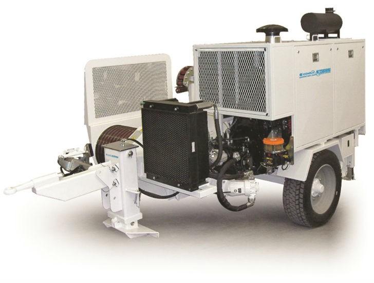 ARS709 hydraulic puller