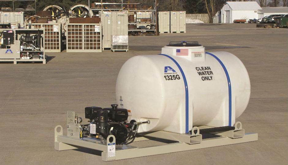 Pilot Tube Lubrication Pump
