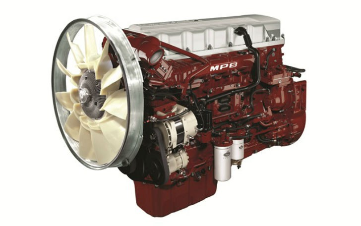 Mack Trucks introduces the Mack MP8 505C+ engine. The MP8 505C+ is ideal for long-haul applications and those requiring the power to easily conquer mountainous terrain.
