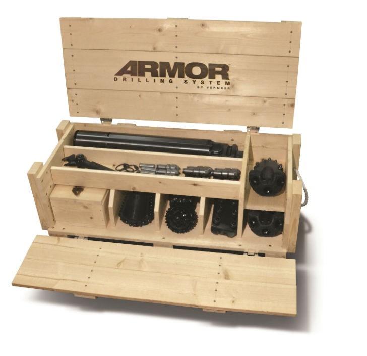 Armor Drilling System
