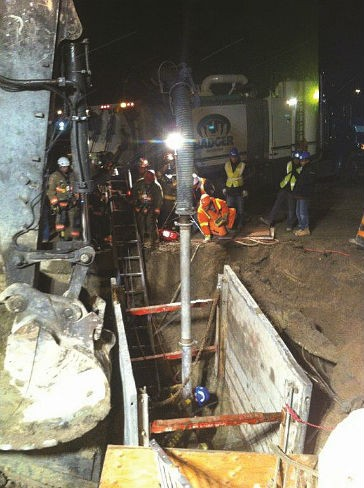 Vacuum trucks play critical role in trench rescues