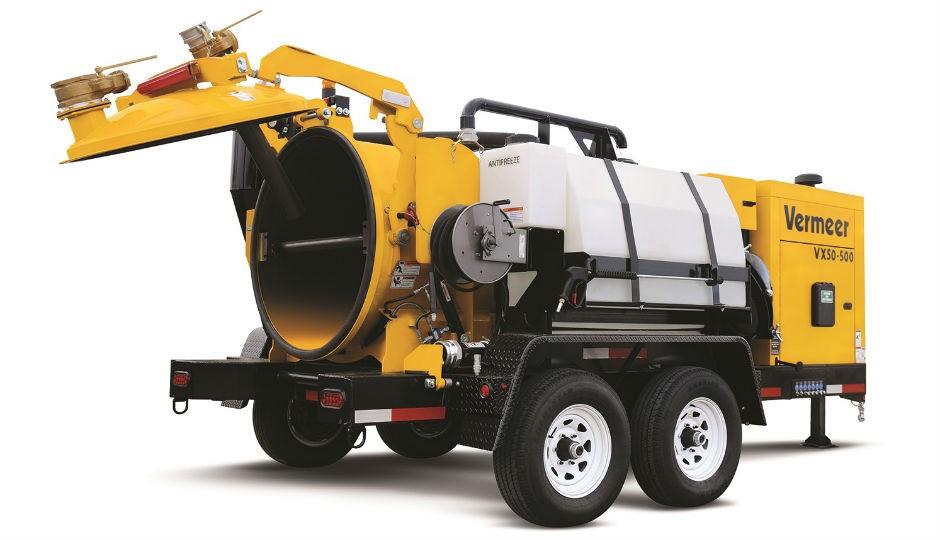Second Generation Vacuum Excavator Product Line