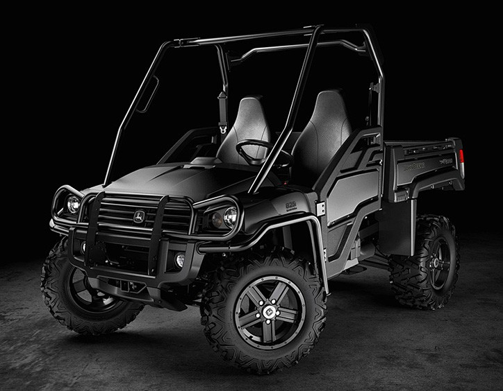 John Deere Construction & Forestry - XUV825i Midnight Black Special Edition Utility Vehicles