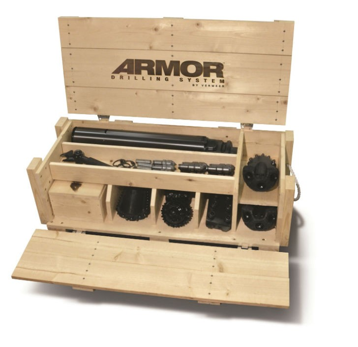 Vermeer - The Armor Drilling System From Vermeer Drilling Tools