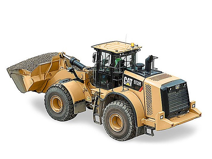 Caterpillar Inc. - 972M Wheel Loaders