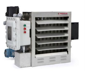 Chromalox extends its explosion-proof electric blower heater line