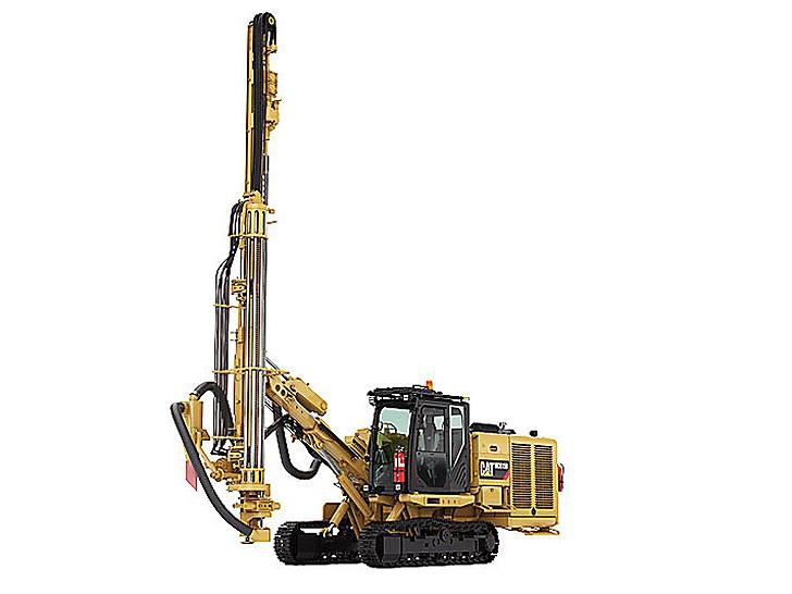 Caterpillar Inc. - MD5150C Track Drills