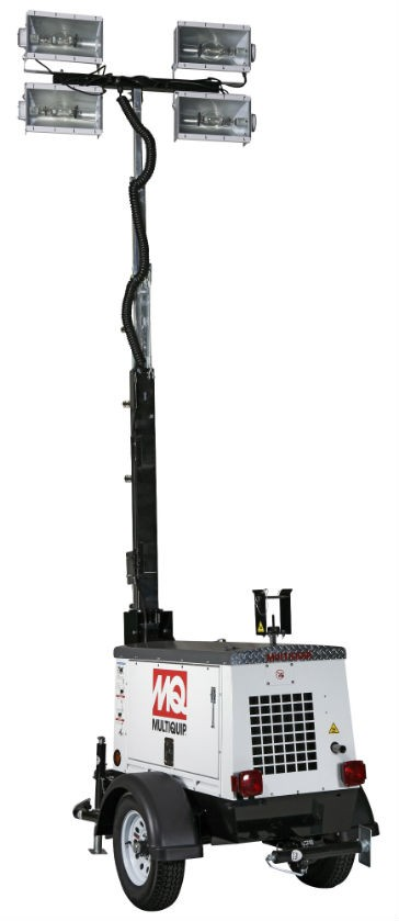 Multiquip Introduces New Light Tower