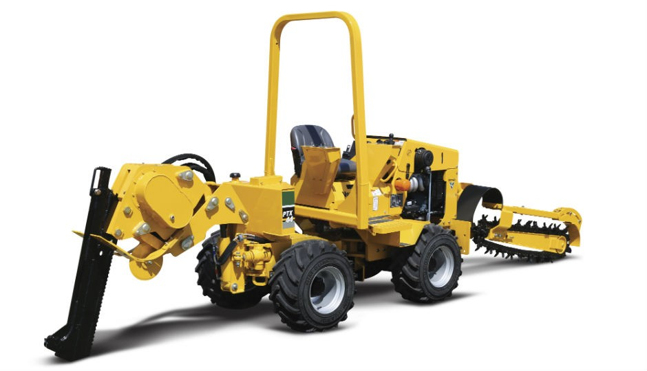 Vermeer Introduces Ride-On Service Plow For Utility Contractors