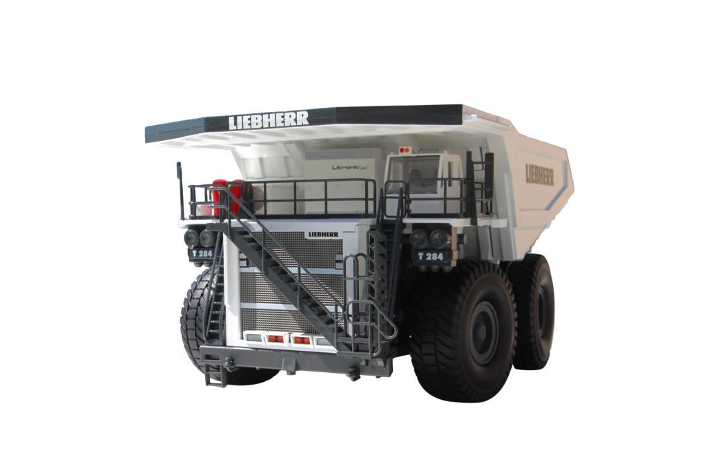 Liebherr Canada - T 284 Mining Trucks