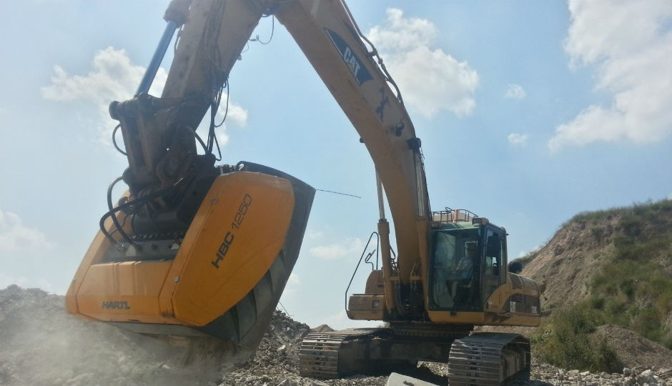 HARTL Crusher And Rockland Mfg - Join Forces in North America