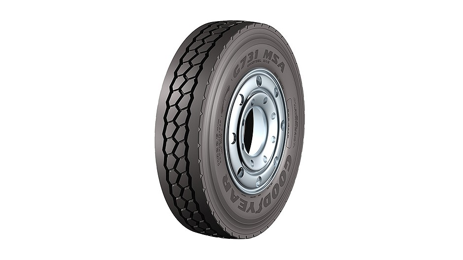 The Goodyear Tire & Rubber Company - G731 MSA Tires
