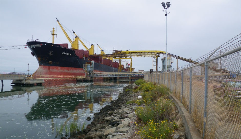 U.S. EPA Requires Cleanup, Fines Metal Recycler for Polluting San Francisco Bay