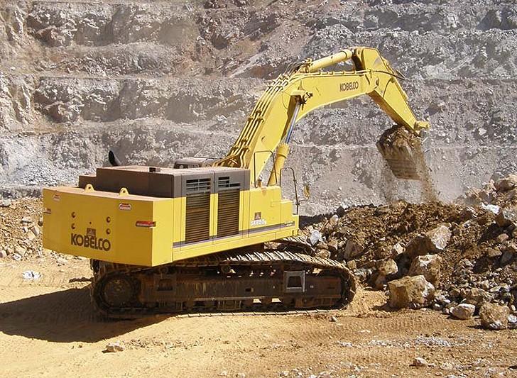 Kobelco Construction Machinery U.S.A Inc. - SK850LC Excavators