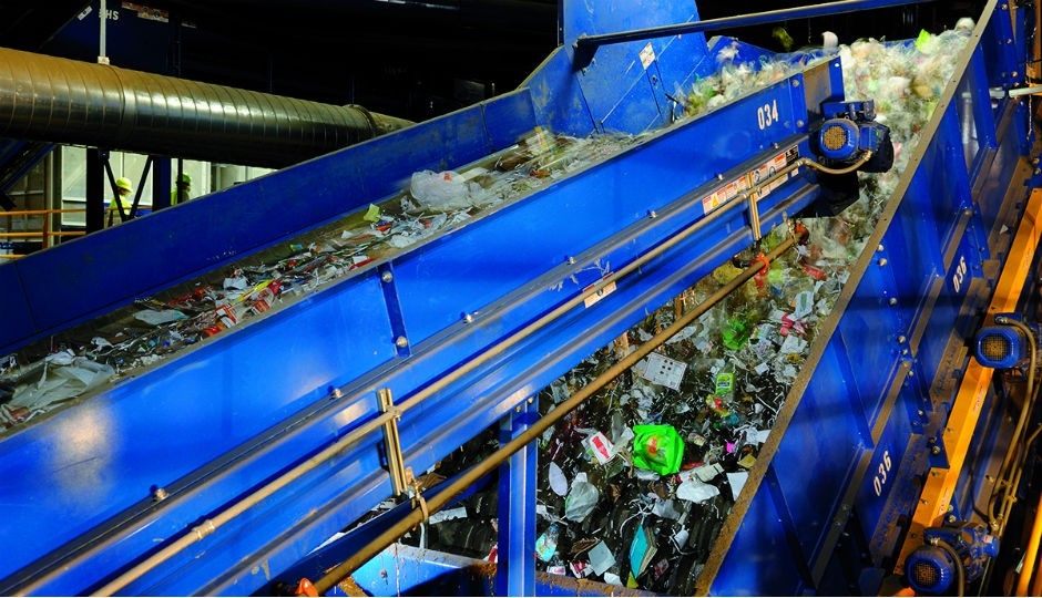 """NextUse Recycling proposes to build a mixed-waste MRF, but needs the """"green light"""" from the regulating regional body."""