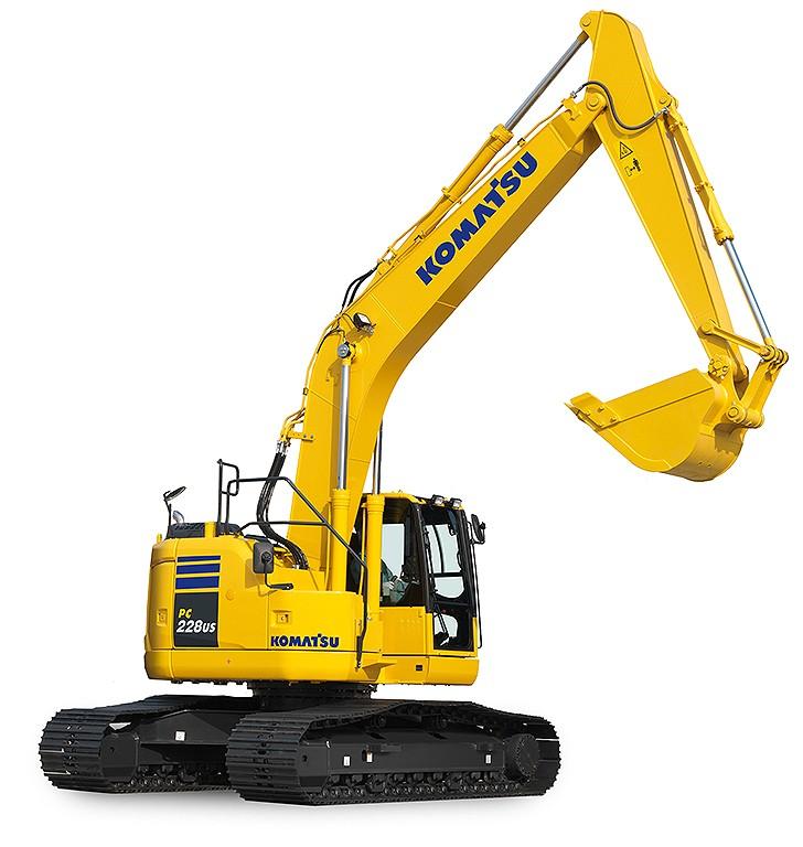 Komatsu America Corp. - PC228USLC-10 Excavators