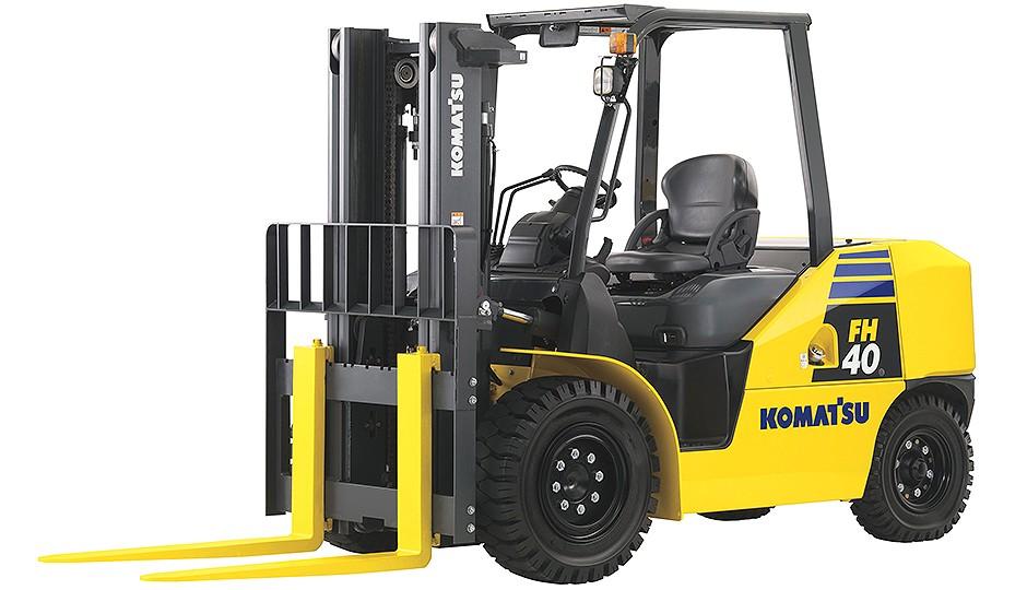 Komatsu America Corp. - FH Series Forklifts
