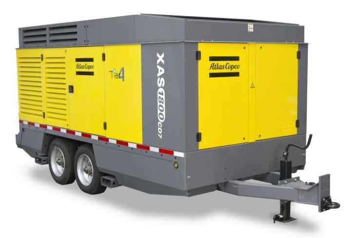 Atlas Copco Offers Quick and Hassle-Free  In-House Financing For Construction Equipment