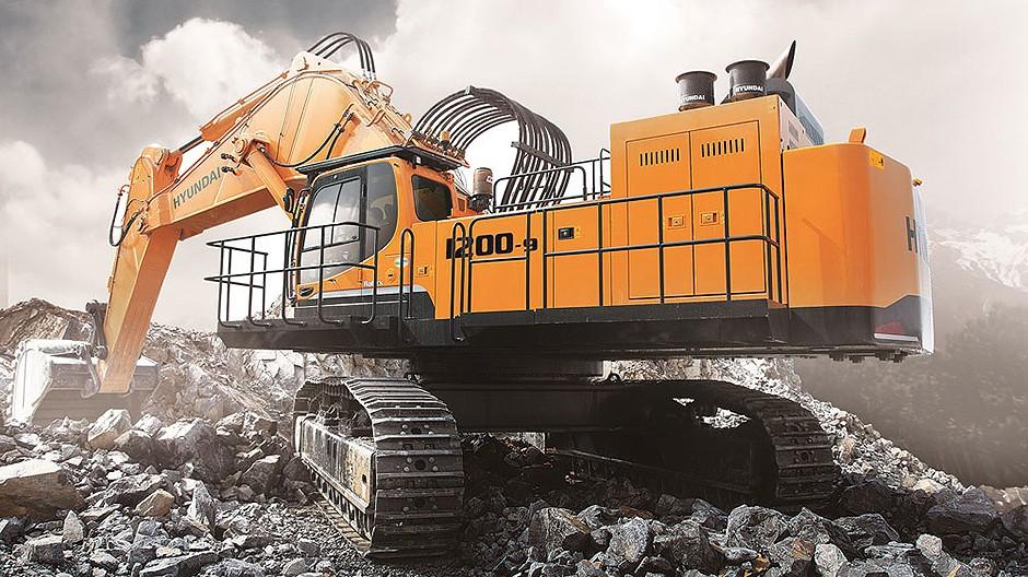 Hyundai Construction Equipment Americas Inc. - R1200-9 Excavators