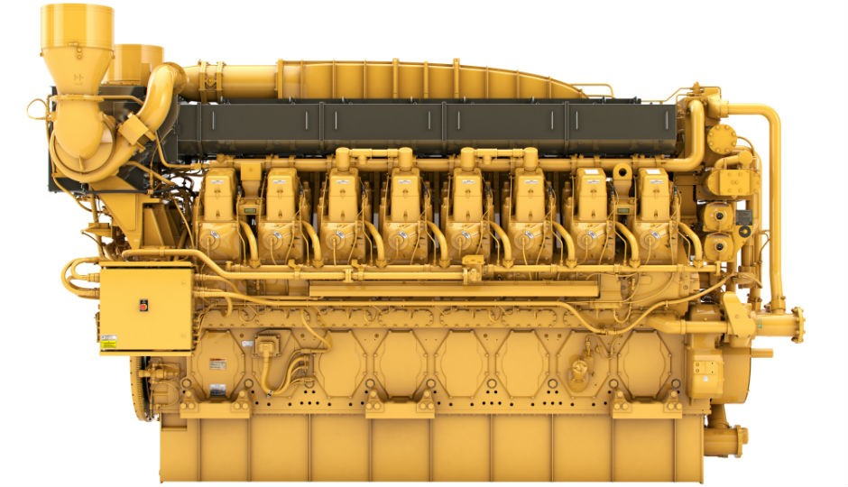 Caterpillar to Launch New Cat G3600 Series Gas Compression