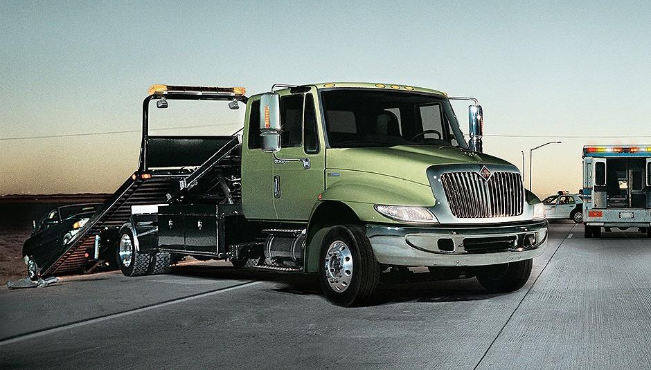 Navistar International - International® DuraStar® Vocational Trucks