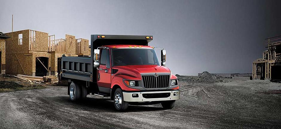 Navistar International - International® TerraStar® Vocational Trucks