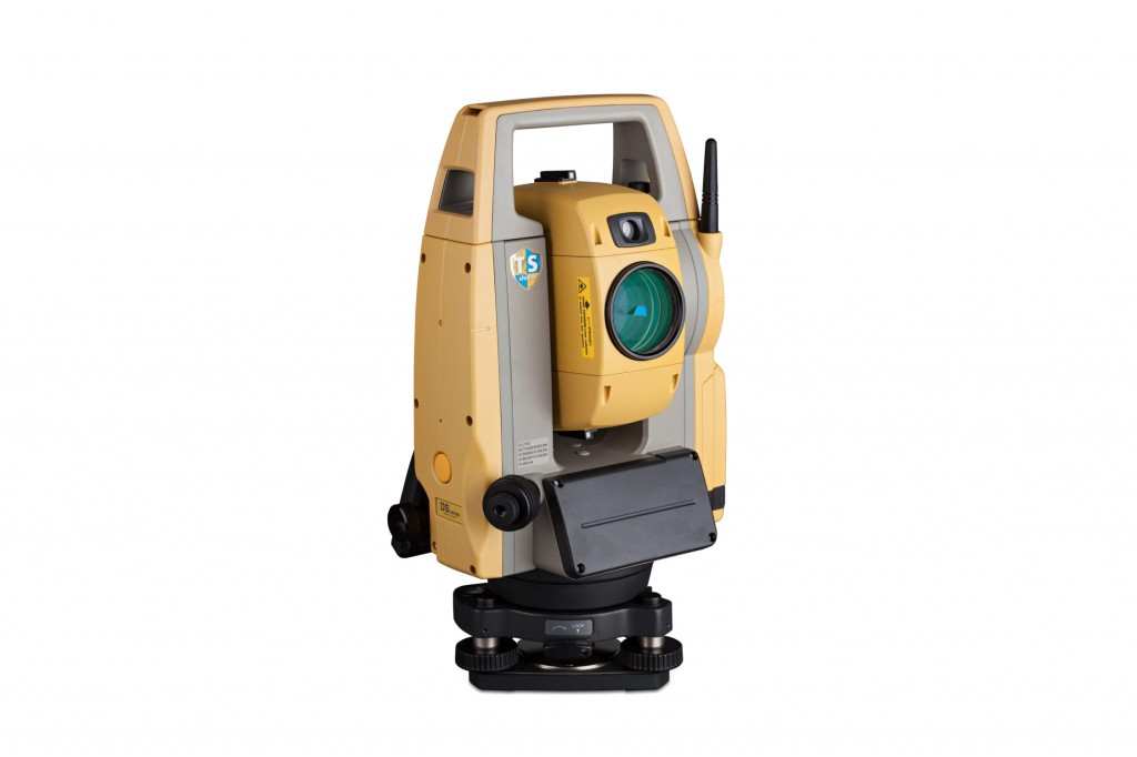Topcon Positioning Systems - DS Series Total Stations