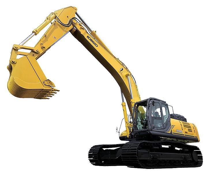 Kobelco Construction Machinery U.S.A Inc. - SK500LC Excavators